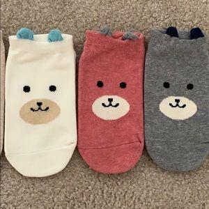 Cute socks ! 5 pairs for $10